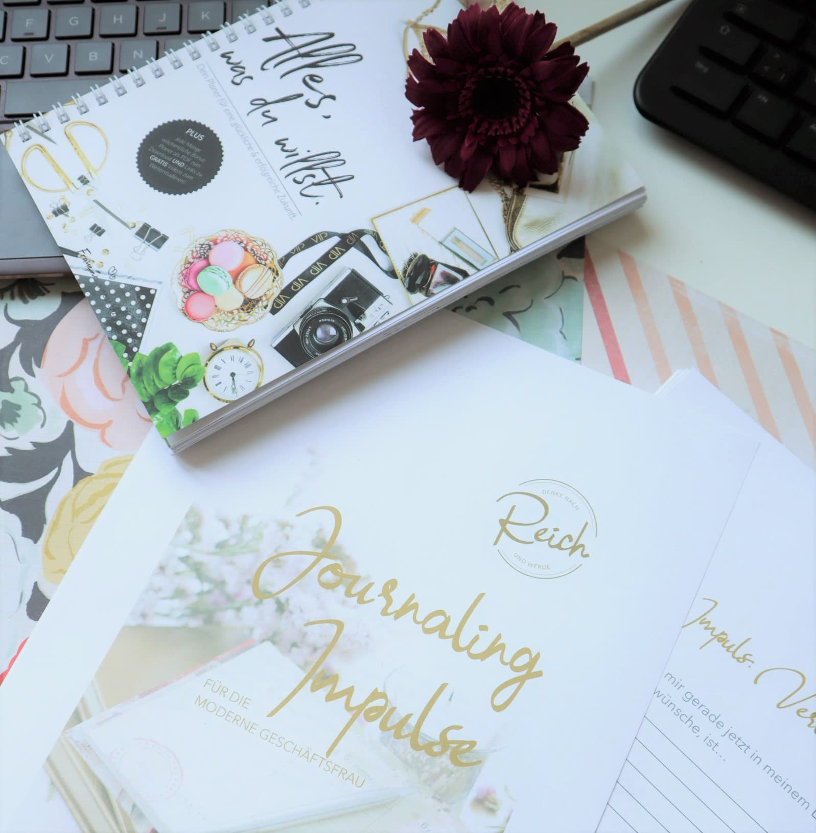 Kostenlose Journaling Impulse von Kathrin Luty