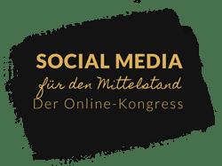 Logo Social Media für den Mittelstand