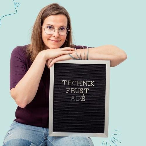 Olga-Weiss-Technik-Expertin-fuer-dein Online-Business-Technik-Starthilfe
