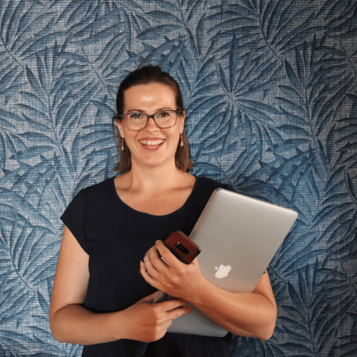 Olga Weiss Technik-Expertin für dein Onlinebusiness