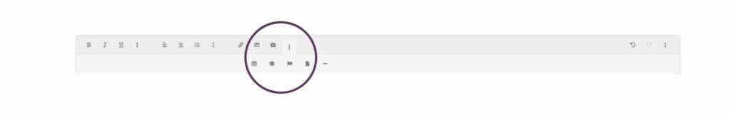 Nutze Formattierungen und Emojis für die Gestaltung deiner Produktbeschreibungstexte deiner elopage Produkte