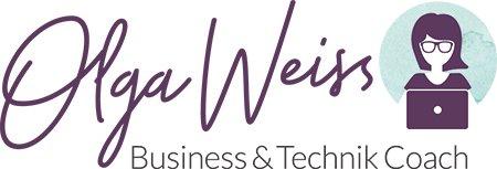 Olga Weiss | Business & Technik Coach